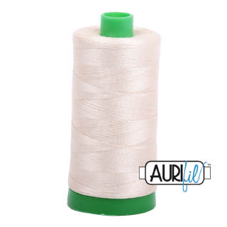Aurifil 40 Cotton Thread - 2320 (Tan)